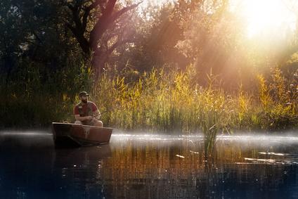 Ma première partie de pêche pour cet été !