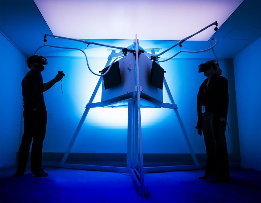 Une expérience 4D immersive à Rennes.